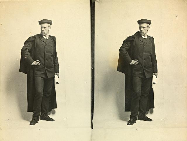 Portrett av Fridtjof Nansen, 1897