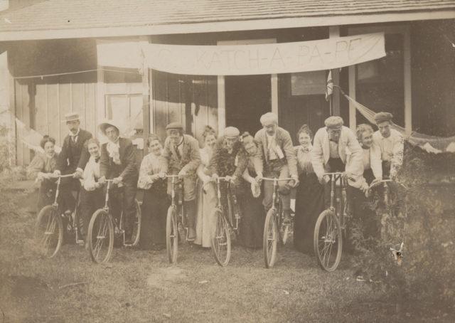 The start, 1897