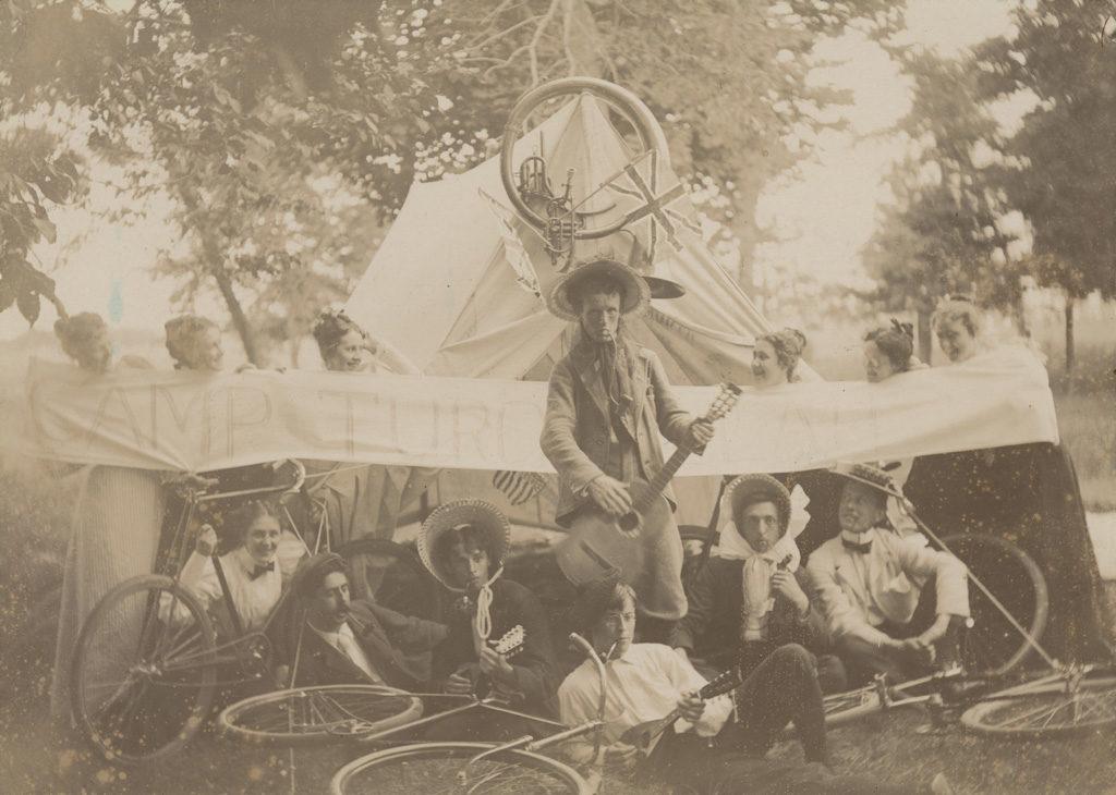 Turquallah Hut, 1897