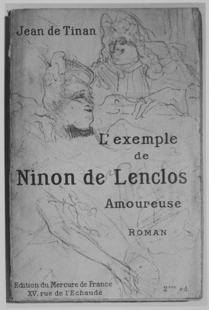 L'Exemple de Ninon de Lenclos, Amoureuse