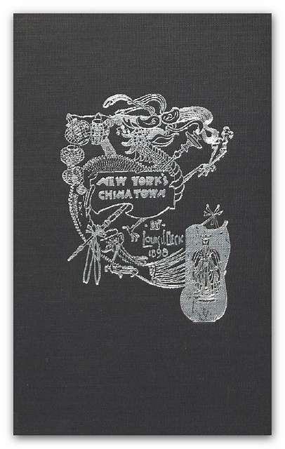 BECK(1898) NYC China-Town