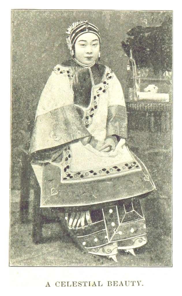 BECK(1898) p133 A CELESTRIAL BEAUTY