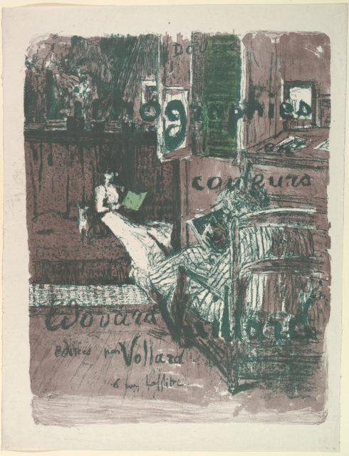 Cover for the album Landscapes and Interiors (Vollard Portfolio)