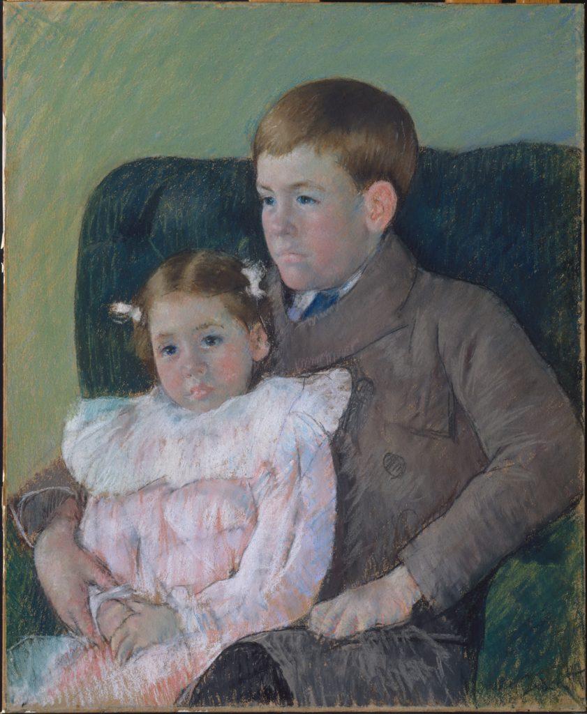 Gardner and Ellen Mary Cassatt