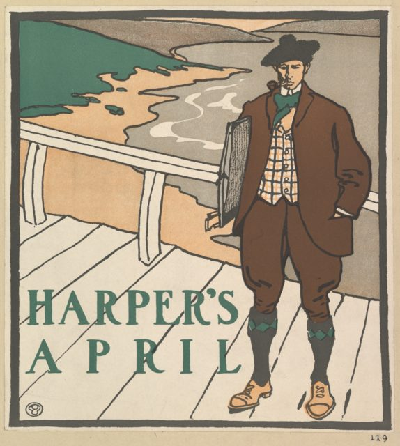 Harper's: April