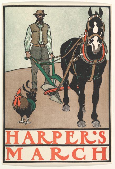 Harper's: March