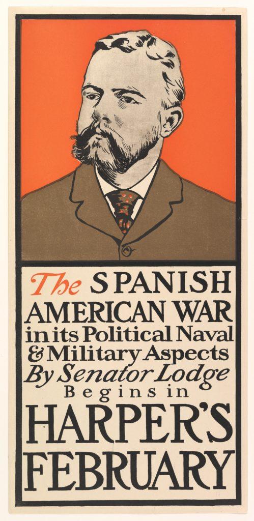 Harper's: The Spanish American War, February