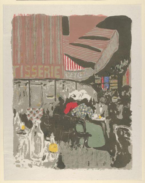 La Pâtisserie, from the album Paysages et Intérieurs