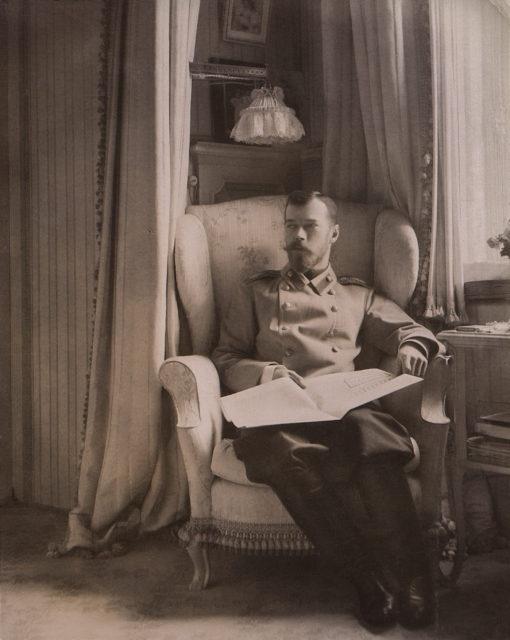 Emperor Nicholas II
