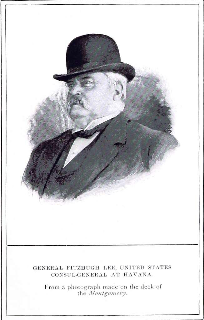 General Fitzhugh Lee