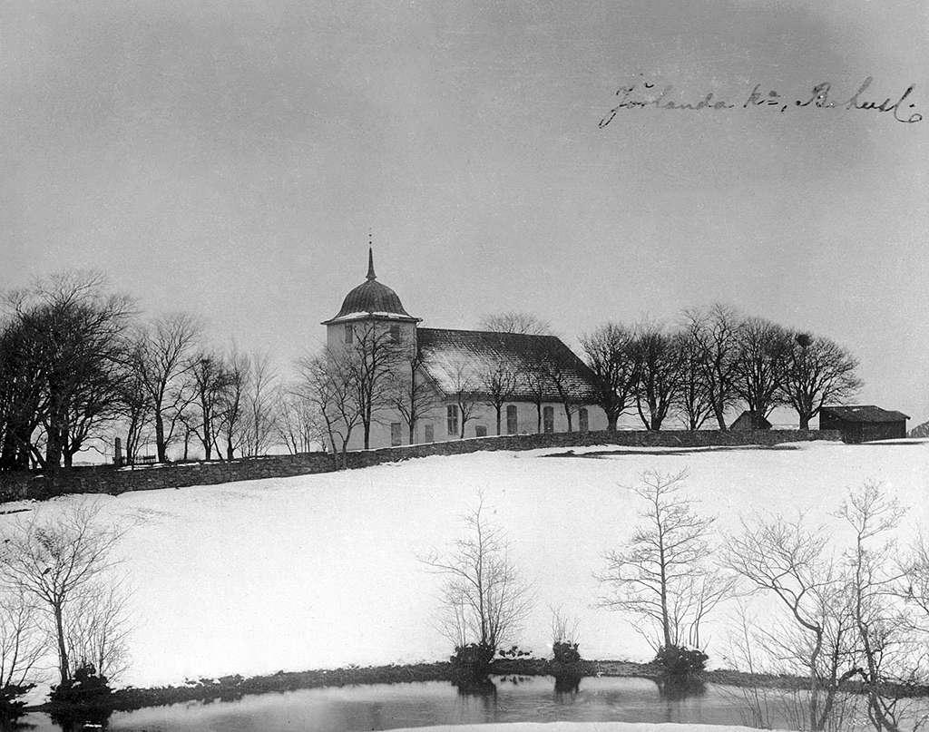 Jörlanda Church, Bohuslän, Sweden