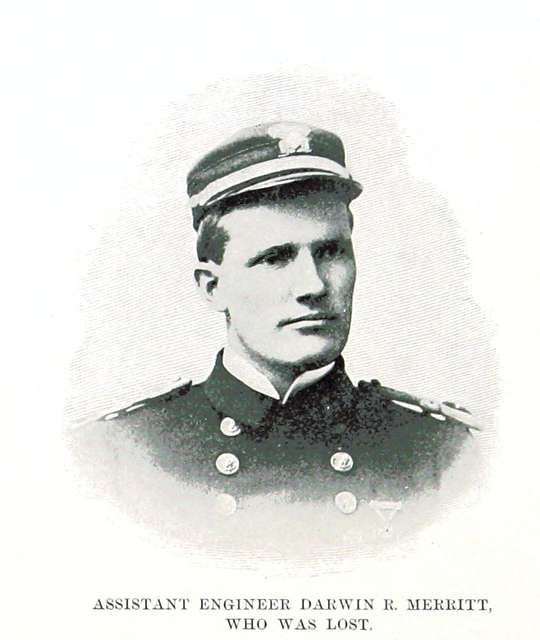 Maine Darwin Merrit