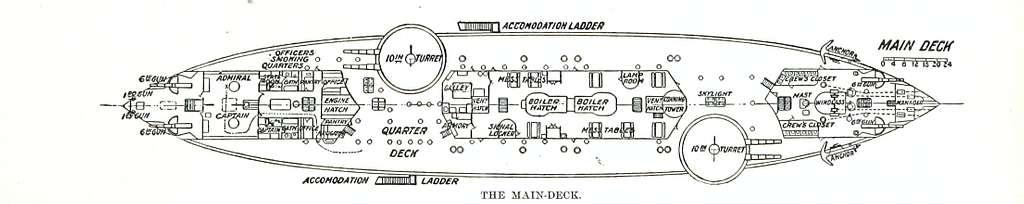 Maine main-deck