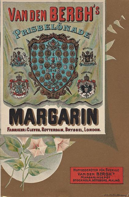 Van den Berghs prisbelönade margarin