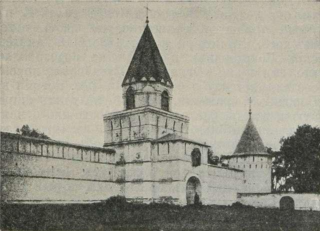 """Ipatiev Monastery. """"Green Tower""""."""