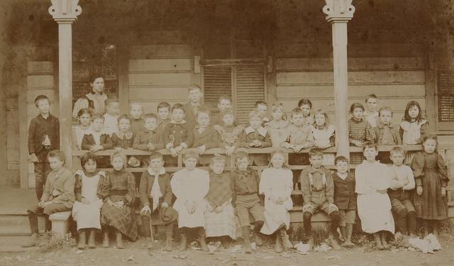 American School Children