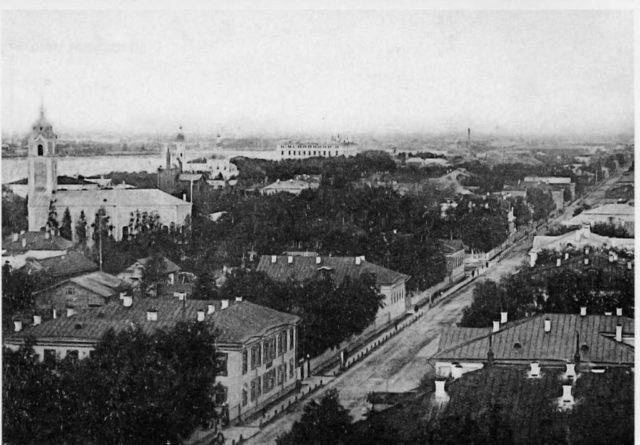 View of Arkhangelsk (Archangel)