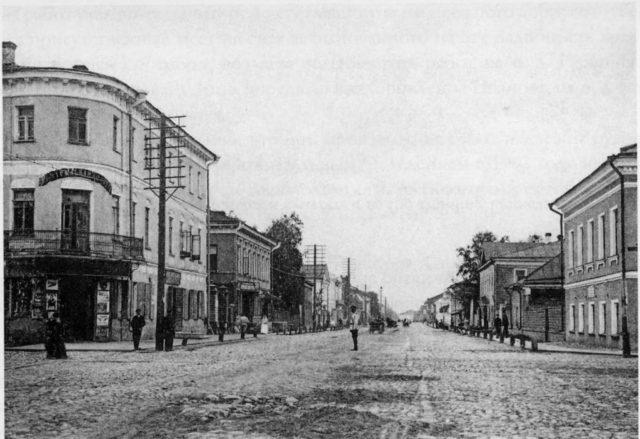 Arkhangelsk street