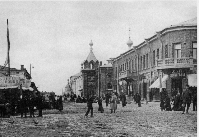 Central Arkhangelsk (Archangel)