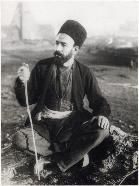 Baku. Persian.