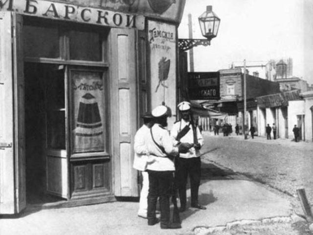 Baku, Police detachment