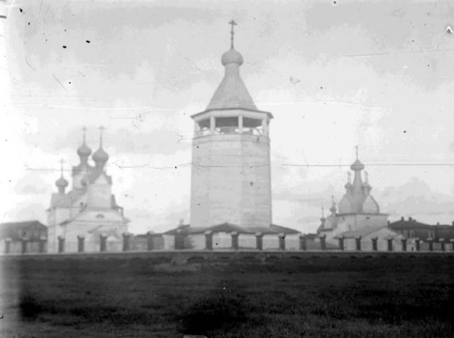 Cathedral of the Epiphany - Mezen of Arkhangelsk Gubernia