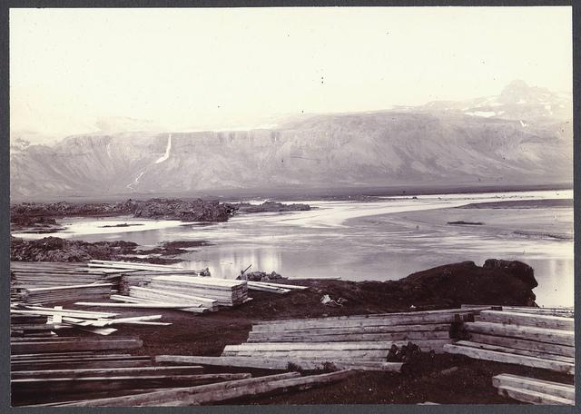 Coast from Búðir, and Tröllkarl.