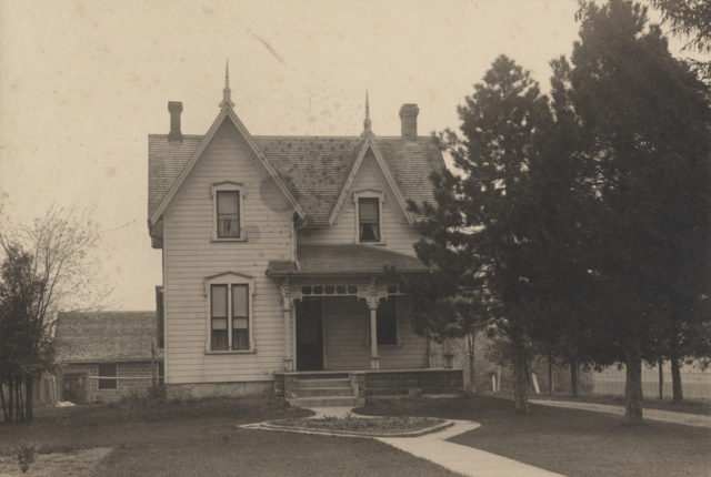 Colborne farmhouse, date unknown