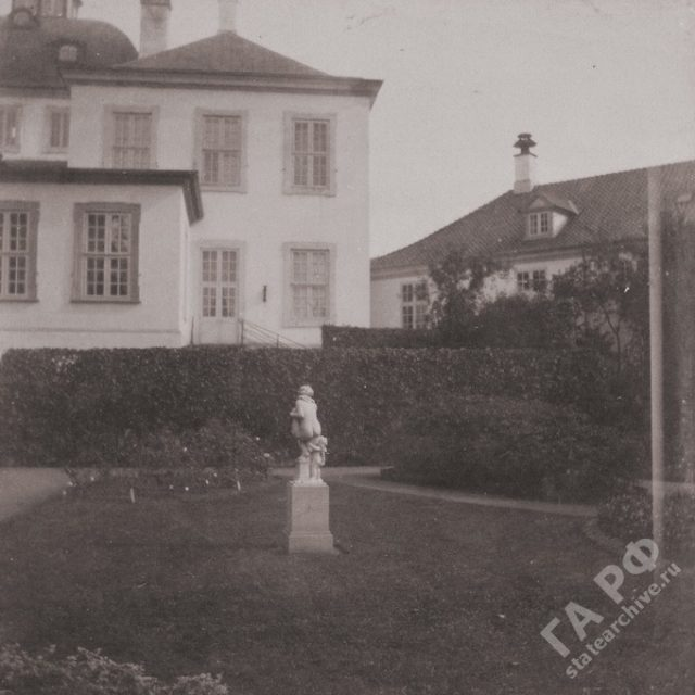 Fredensborg Castle. 1899-1900