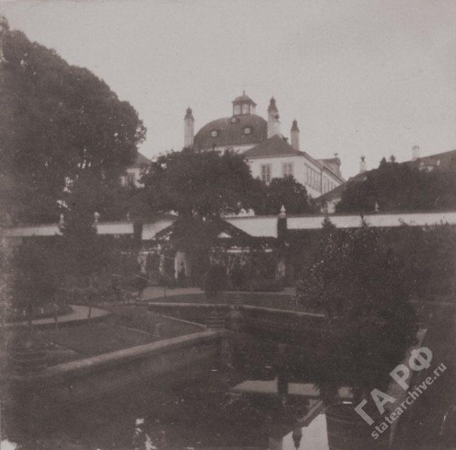 Fredensborg Castle Park. 1899-1900