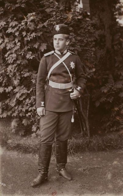 Grand Duke Boris Vladimirovich.
