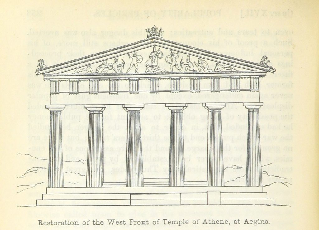 Image taken from page 274 of '[A History of Greece, from the earliest times to the destruction of Corinth, B.C. 146, mainly based upon that of Connop Thirlwall, etc.]'