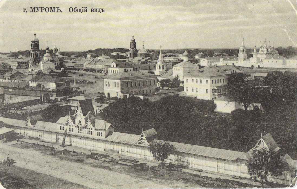 Murom, General view.