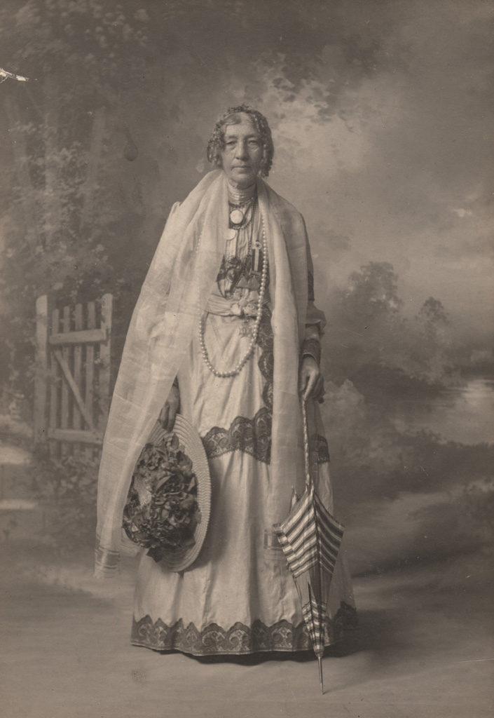 Poetess of Lake Huron, date unknown