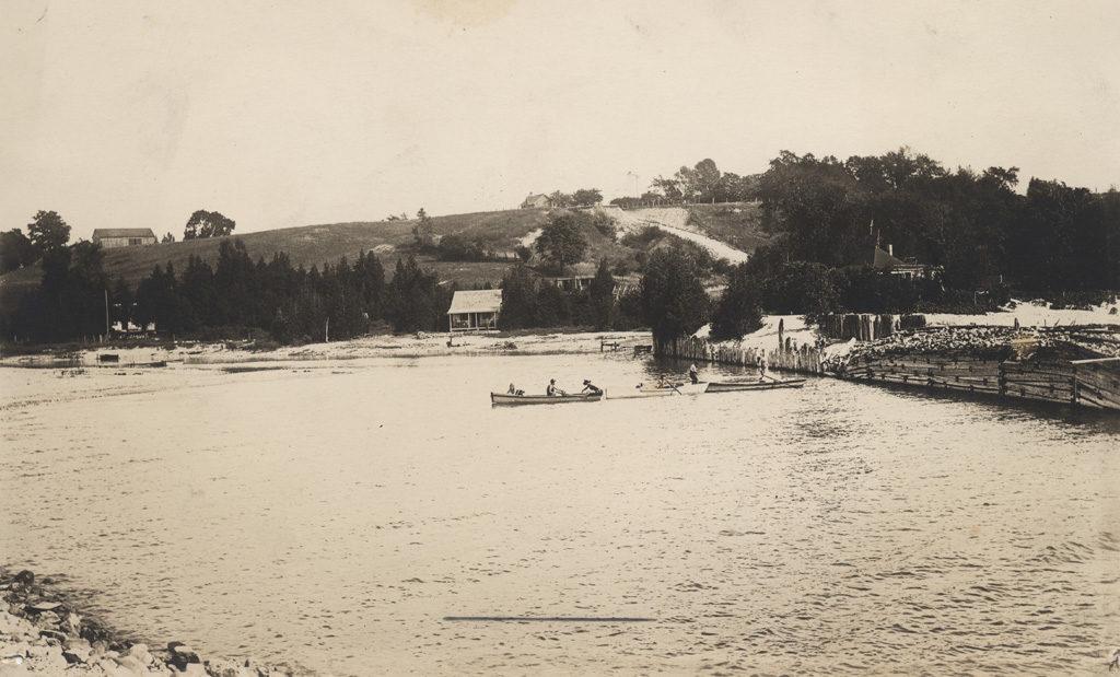 Port Albert Harbour, date unknown
