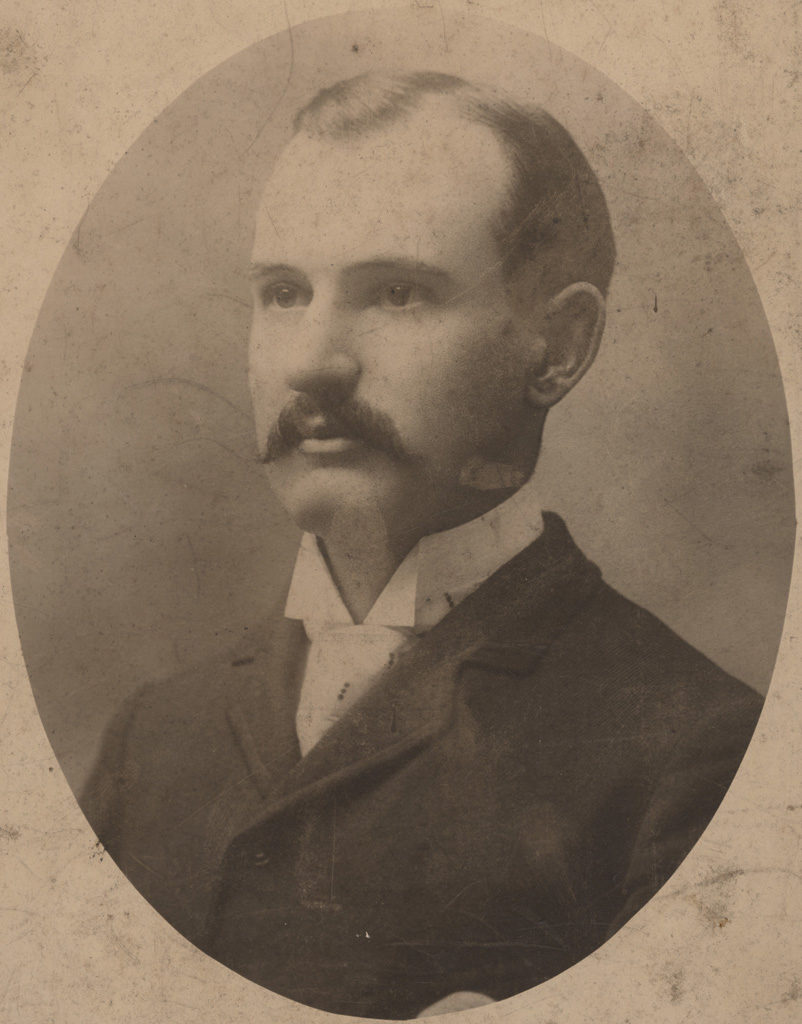 Portrait of Dr. J.R. Shannon, date unknown