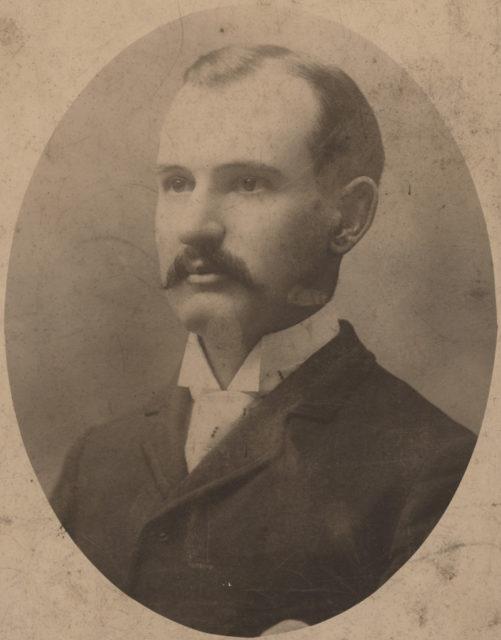 Portrait of Dr. J.R. Shannon, date unknown