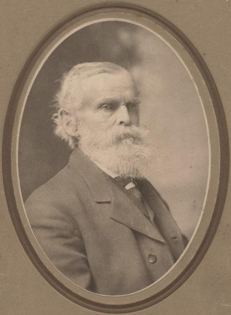 Portrait of gentleman (J. J. Wright)