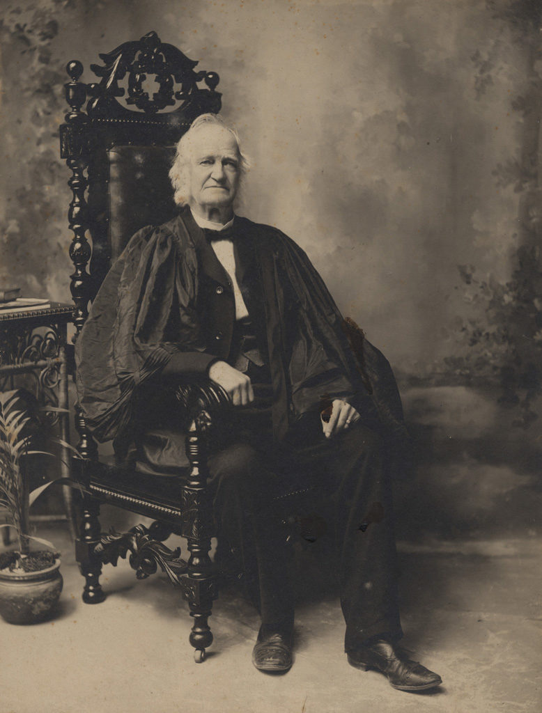 Portrait of Ira Lewis, date unknown