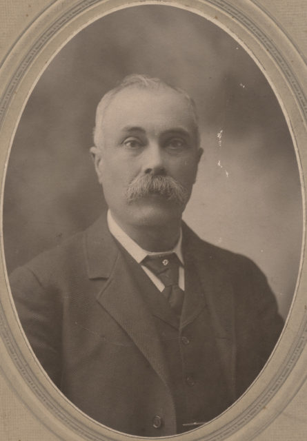 Portrait of James Clark, date unknown