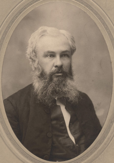 Portrait of Judge Issac H. Toms, date unknown