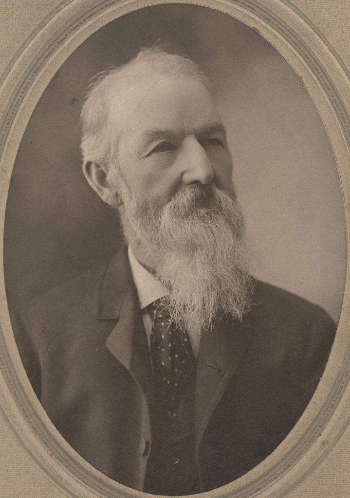 Portrait of Mr. George N. Davis, date unknown