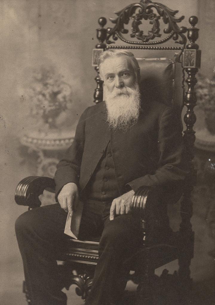 Portrait of Peter MacEwan, Senior, date unknown