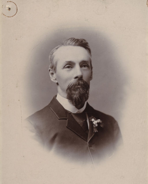 Portrait of Reis Price, date unknown