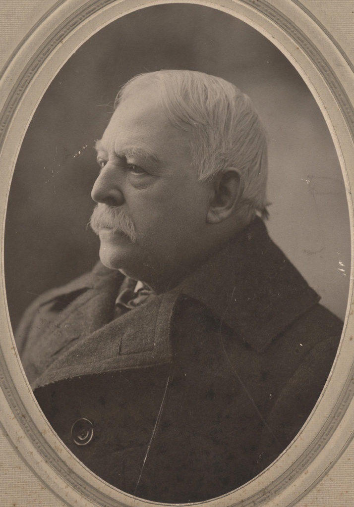 Portrait of R.S. Chilton, American Consul, date unknown