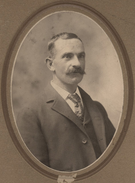 Portrait of William Marlton, date unknown