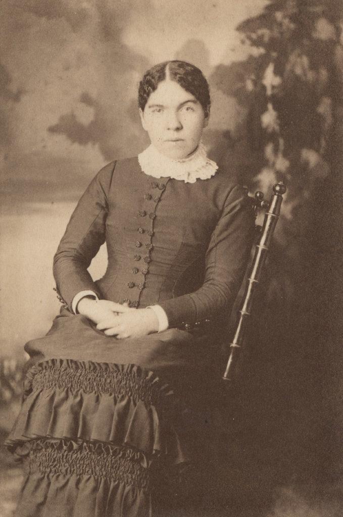 Portrait of woman, date unknown