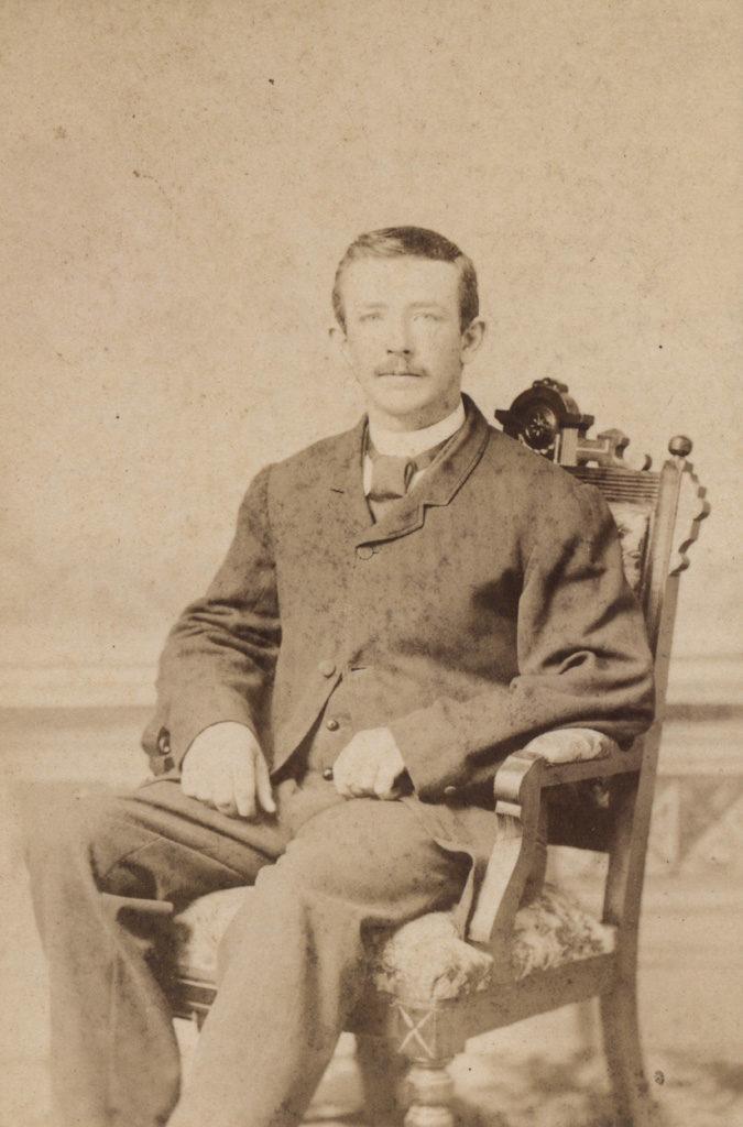 Портрет юноши, дата неизвестна