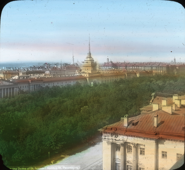 Saint Petersburg - Panorama from the Dome of St. Isaacs