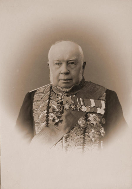 Stoyanovskiy Nikolai Ivanovich - senator, a member of the State Council of the Russian Empire